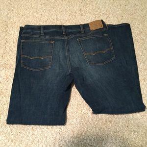 Mens American Eagle Jeans Sz 38X36